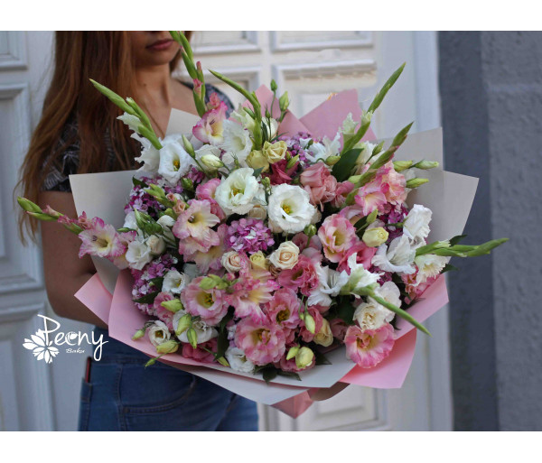 Exclusive bouquet 9