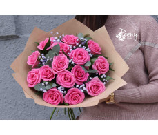 New model bouquet of roses 15