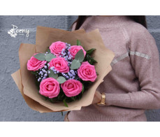New model bouquet of roses 14