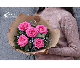 New model bouquet of roses 13