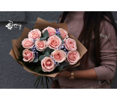 New model bouquet of roses 10