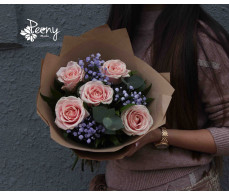 New model bouquet of roses 9