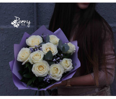 New model bouquet of roses 8