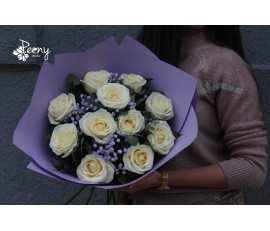 New model bouquet of roses 6