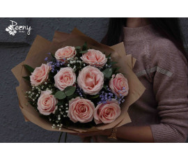New model bouquet of roses 5