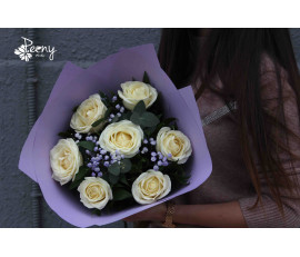 New model bouquet of roses 3