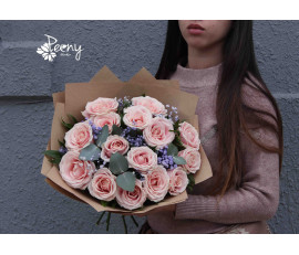 New model bouquet of roses 2