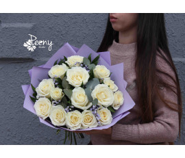 New model bouquet of roses 1